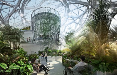 botanic siege social amazon goes big with hq biosphere in seattle