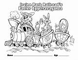 Coloring Pages Park Children Wheelchair Railroad Easter Train Christmas Irvine Pavilion California Template Grade 4th Eastercoloring Hires Fun History Party sketch template