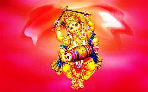 lord ganesha indian desktop hd wallpaper for
