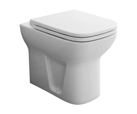 vitra toilette vitra s20 back to wall wc pan with toilet seat 5520l003 0075