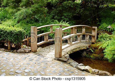 Japanischer Garten Aarhus by Garden Bridge Wooden Garden Bridge Pond