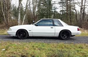 1993 Ford Mustang LX SSP for sale - Ford Mustang SSP 1993 for sale in Monroe, Washington, United ...
