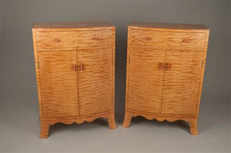 tiger maple kitchen cabinets handmade tiger maple cabinets by cherry brook woodworks 6115