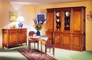 meubles bibliotheque meubles hummel With meuble salle À manger avec salle a manger merisier
