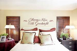 Wall decor ideas for bedroom home interior design