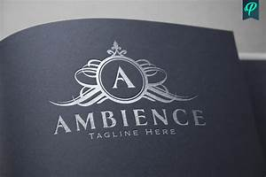 Luxury Logo Template Was Crafted With Fine Attention To