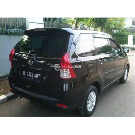 daihatsu xenia bekas 2011 manual transmisi warna hitam