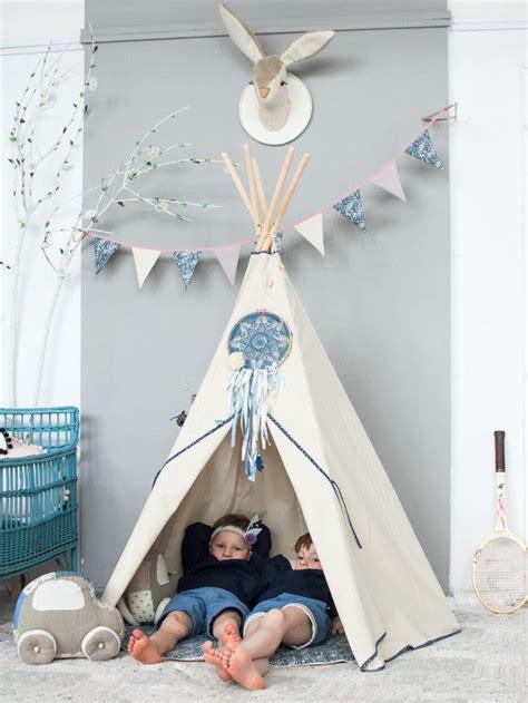 Tipi Zelt Kinderzimmer Dawanda by Die Besten 25 Tipi N 228 Hen Ideen Auf Tipi Zelt