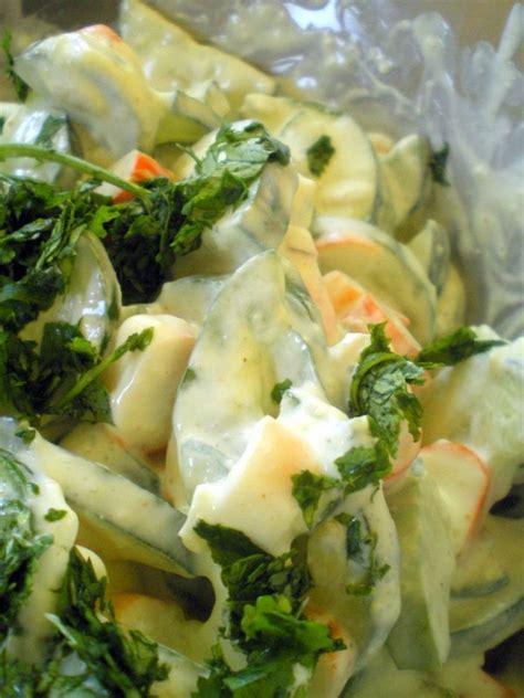 cuisiner le surimi salade fraîcheur au concombre et surimi cuisiner avec