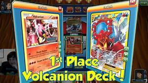 Volcanion EX | Pokemon TCG Oceania International ...