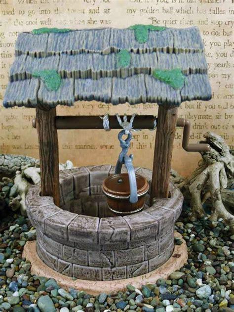 Zisterne Und Brunnen Im Garten by 14 Fabelhafte Miniatur Garten Dekorieren Sie Mit