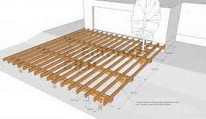 vos plans sur mesure faits par un pro pour 350 With plan terrasse en bois
