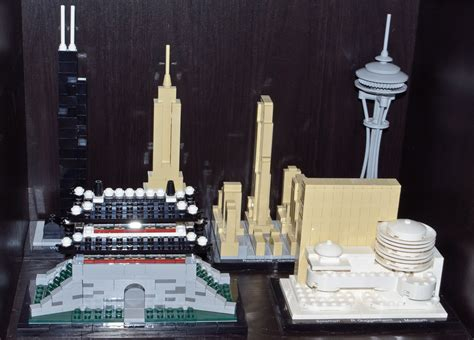 Architecture Set by File Lego Architecture Sets 21000 21002 21003 21004