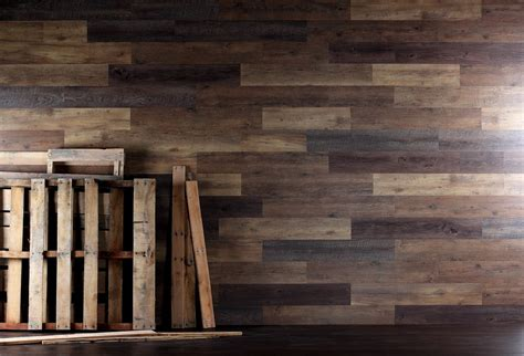 reclaimed pallet wood  wood wall planking  shipping
