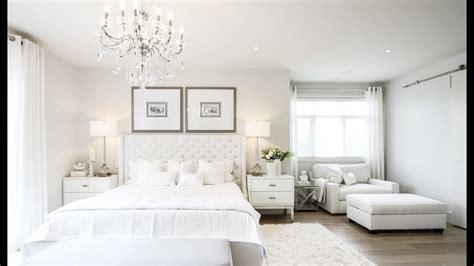 stunning  white master bedroom makeover kimmberly