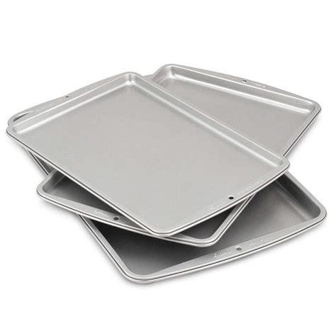 cookie sheets wilton dishwasher aluminum safe sheet piece baking bakeware cooking bedbathandbeyond dorm