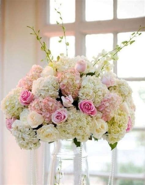 hydrangea flower arrangement ideas hydrangea wedding flower arrangements bestweddingideas