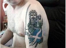 Scottish Tattoos Page One