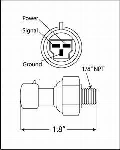 Premium Oil Pressure Sender