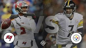 What channel is Buccaneers vs. Steelers on today? Time, TV ...