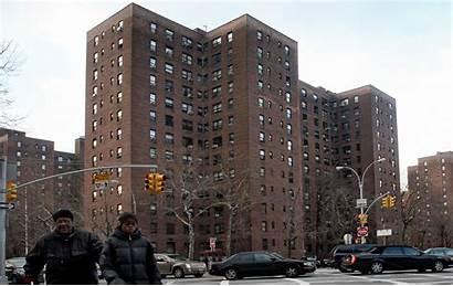Housing Harlem Complex Fight York Ap Segregation