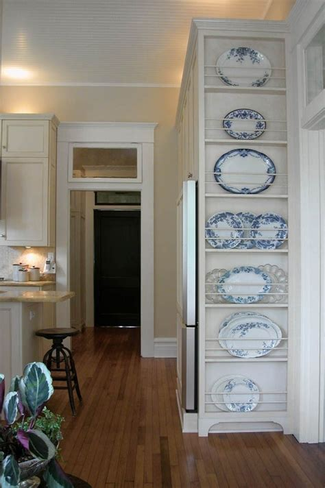 painted kitchen cabinets best 20 built in refrigerator ideas on 3998