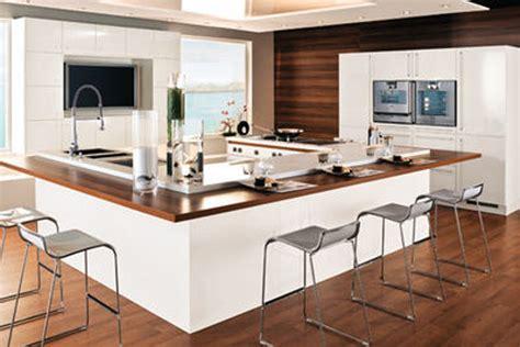 cuisine blanche avec ilot central modle cuisine avec ilot central cuisine avec ilot central
