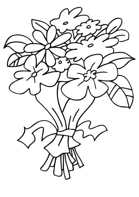 Coloriage Bouquet  Img 6483