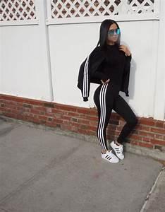 Outfit Leggings Adidas