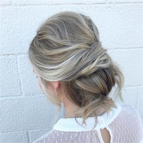 hair up styles bun 32 easy updos for hair you to see for 2018 4646