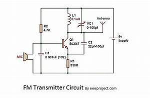 Pressure Transmitter Circuit Diagram