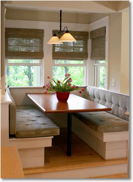 banquette cuisine coin repas banquette booth or built in cool kitchen table seating