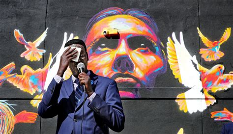 Pictures: Human trafficking victims honored with mural in ...