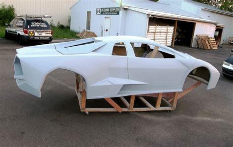fake lamborghini body kit lamborghini reventon roadster and murcielago replica body