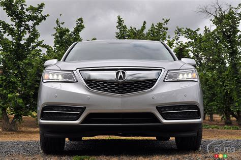 2014 Mdx Review by 2014 Acura Mdx Car Reviews Auto123