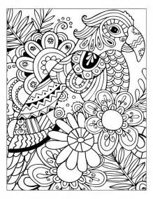 Adult Stress Relief Coloring Pages