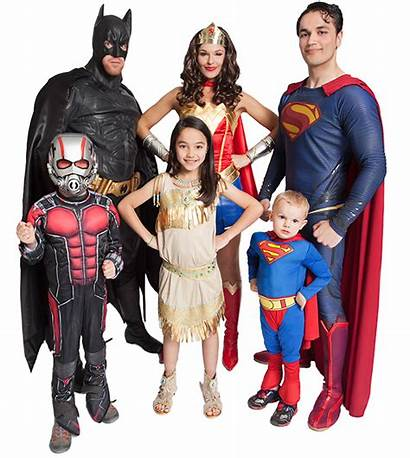 Superhero Party Superheroes Games Interactive Packages Training