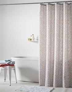 Rideau De Salle De Bain : rideau de douche 15 rideaux de douche pour une salle de ~ Premium-room.com Idées de Décoration