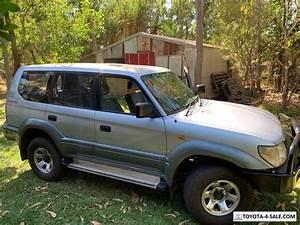 Toyota Prado For Sale In Australia