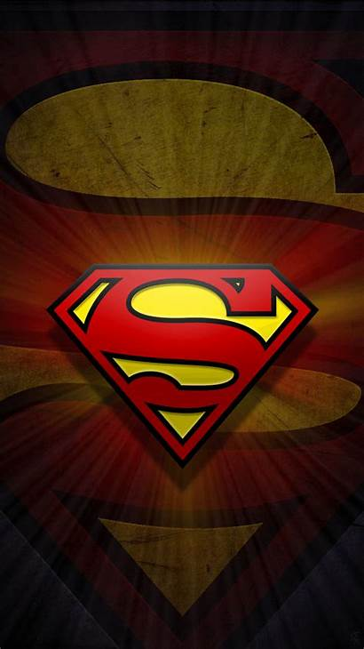 Superman Iphone Wallpapers Symbol 4k Wallpapercave Cave