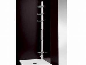 Colonne De Douche En Angle : colonne de douche mural d 39 angle en aluminium amico by ~ Edinachiropracticcenter.com Idées de Décoration