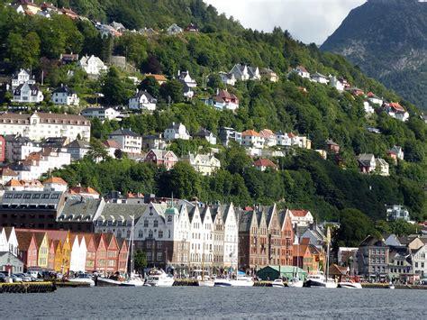Bergen Norway Beautiful Bryggen And Bergen Bunnik Tours