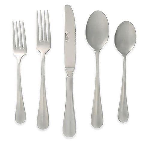 cambridge flatware silversmiths piece claudine reg silverware bedbathandbeyond