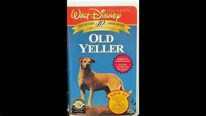 Yeller Vhs 1997 Opening