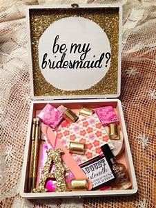 creative delightful ideas on how to ask your girls to be With cute ideas for asking bridesmaids to be in your wedding