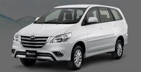 Toyota Innova Price by 2014 Toyota Innova Facelift Prices Leaked Team Bhp