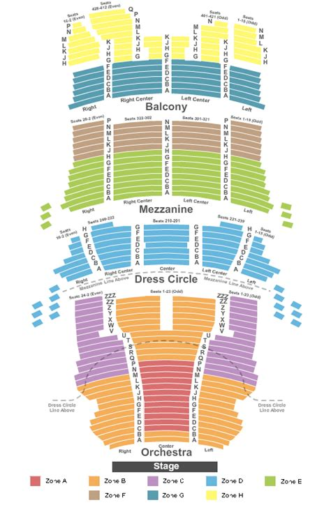 chicago venue guide privatebank theatre formerly bank of america bank of america theater floor plan thefloors co