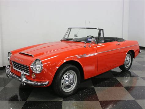 1967 Datsun Roadster For Sale by 1967 Datsun 1600 Convertible For Sale