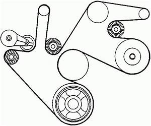 2006 Chevrolet Truck 3500 6 6l Serpentine Belt Diagram