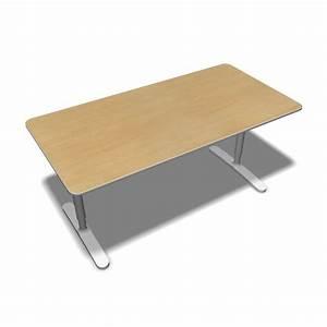 Tischplatte 140 X 80 : bekant tischplatte 160 x 80 untergestell birkenfurnier einrichten planen in 3d ~ Bigdaddyawards.com Haus und Dekorationen
